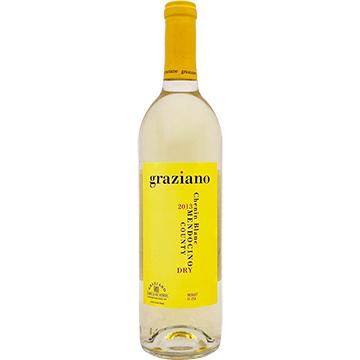 Graziano Chenin Blanc Dry 2013