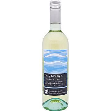 Barker's Marque Ranga Ranga Sauvignon Blanc 2016
