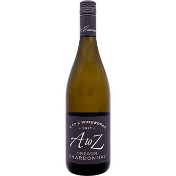 A to Z Chardonnay 2017