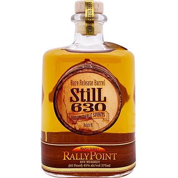 StilL 630 RallyPoint Maple Sunset Rye Whiskey