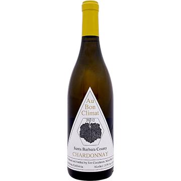Au Bon Climat Santa Barbara County Chardonnay 2012