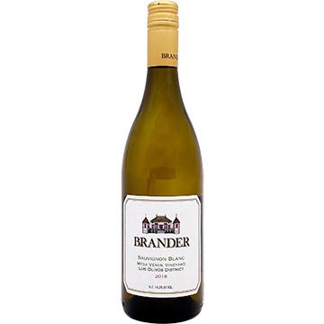 Brander Mesa Verde Vineyard Sauvignon Blanc 2016