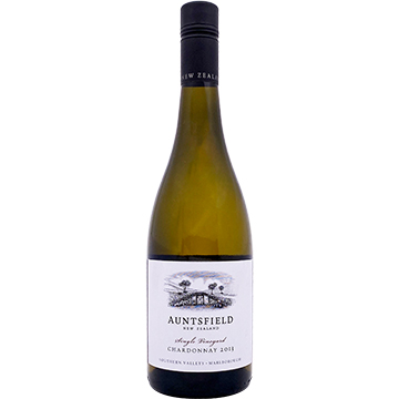 Auntsfield Single Vineyard Chardonnay 2013