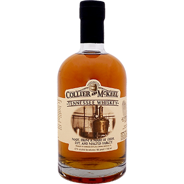 Collier and McKeel Tennessee Whiskey