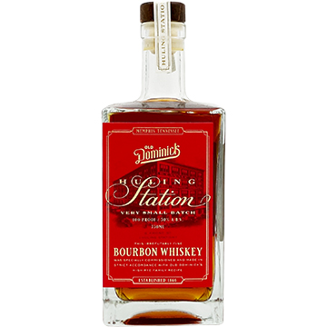 Old Dominick Huling Station Very Small Batch Bourbon Whiskey