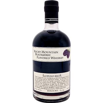 Leopold Bros. Rocky Mountain Blackberry Whiskey