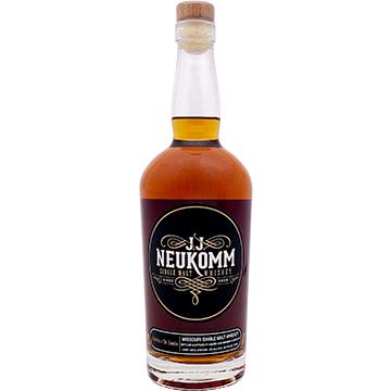 Spirits of St. Louis J.J. Neukomm Single Malt Whiskey