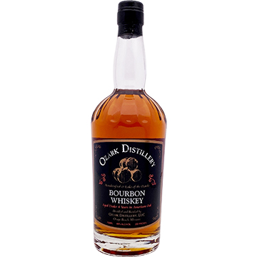 Ozark Distillery Bourbon Whiskey