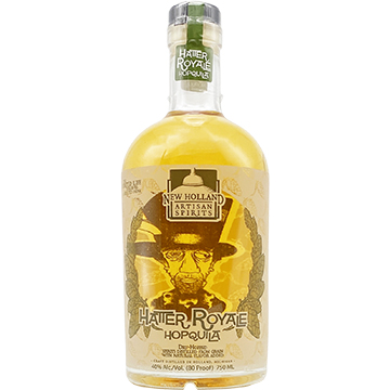 New Holland Hatter Royale Hopquila Whiskey