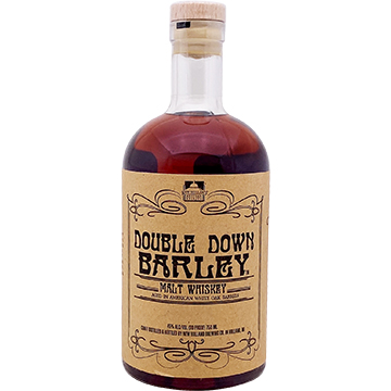 New Holland Double Down Barley Malt Whiskey
