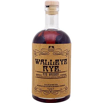 New Holland Walleye Rye Whiskey