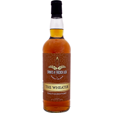 Spirits of French Lick The Wheater Straight Bourbon Whiskey