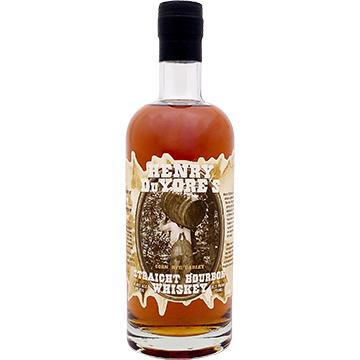 Ransom Henry DuYore's Straight Bourbon Whiskey