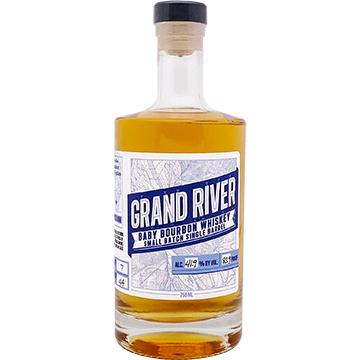 Grand River Baby Small Batch Single Barrel Bourbon Whiskey