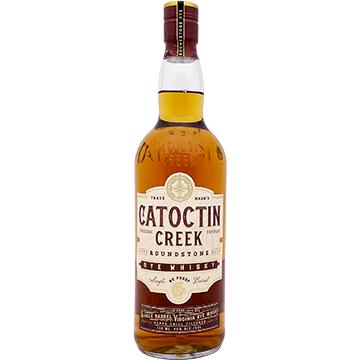 Catoctin Creek Roundstone Single Barrel Rye Whiskey