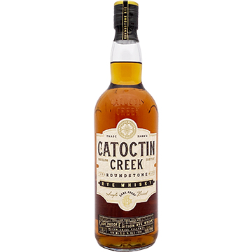 Catoctin Creek Roundstone Cask Proof Rye Whiskey