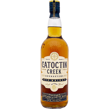 Catoctin Creek Roundstone Distiller's Edition 92 Proof Rye Whiskey