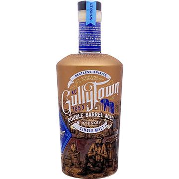 Gully Town Double Barrel Aged Single Malt Whiskey
