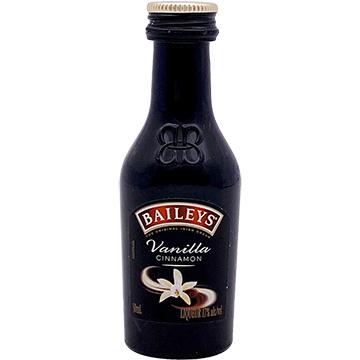 Bailey's Irish Cream Vanilla Cinnamon Liqueur