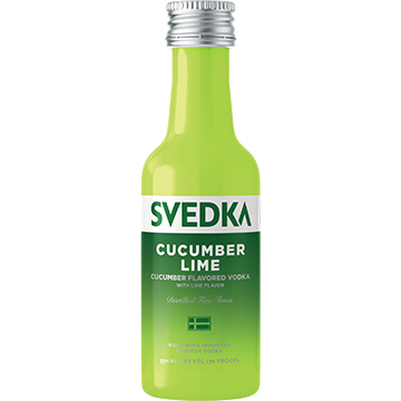 Svedka Cucumber Lime Vodka