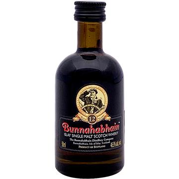 Bunnahabhain 12 Year Old Islay Single Malt Whiskey