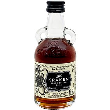 Kraken Black Spiced Rum 94 Proof