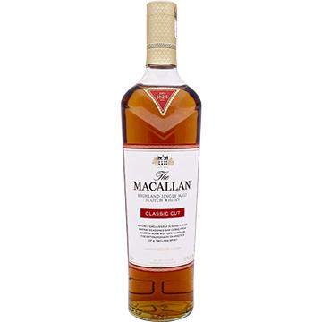 The Macallan Classic Cut 2018 Limited Edition Highland Single Malt Scotch Whiskey