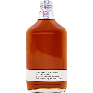 Kings County Bottled In Bond Straight Bourbon Whiskey