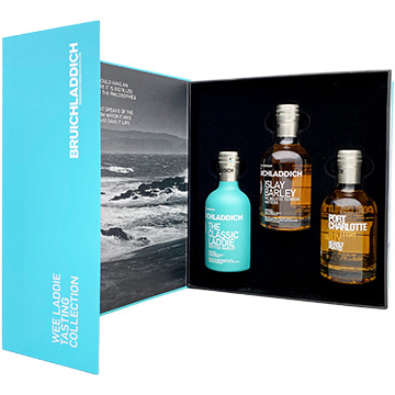Bruichladdich Wee Laddie Tasting Collection Gift Pack