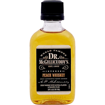 Dr. McGillicuddy's Peach Whiskey