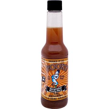 Spooky Horseradish Bloody Mary
