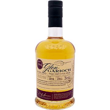 Glen Garioch 1994 Highland Single Malt Scotch Whiskey