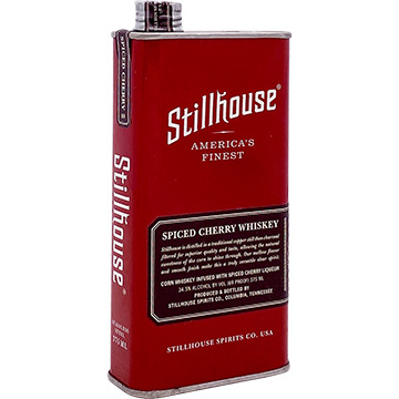 Stillhouse Spiced Cherry Moonshine Whiskey