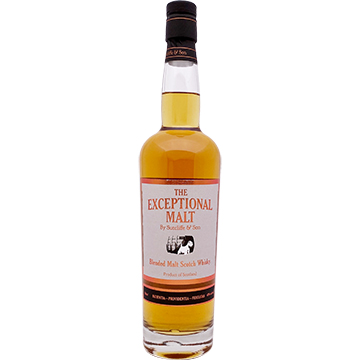 The Exceptional Malt Second Edition Blended Malt Scotch Whiskey