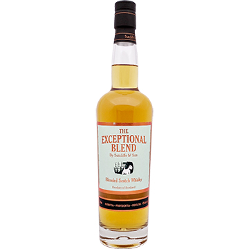 The Exceptional Blend First Edition Blended Scotch Whiskey