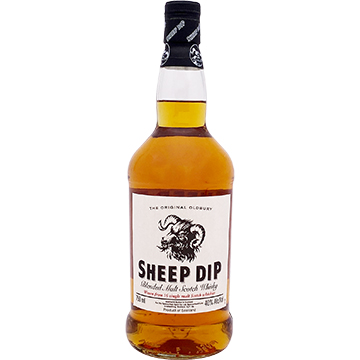 Sheep Dip Blended Malt Scotch Whiskey