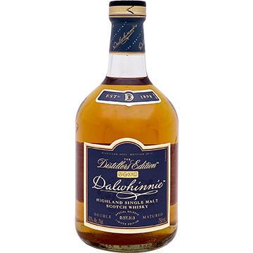 Dalwhinnie Distillers Edition Highland Single Malt Scotch Whiskey