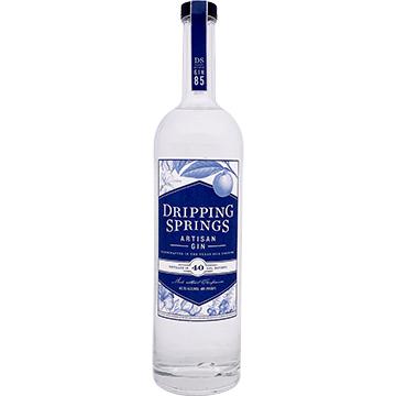Dripping Springs Artisan Gin