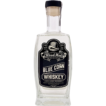 Wood Hat Blue Corn Whiskey