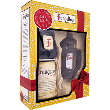 Frangelico Liqueur Gift Set with French Coffee Press