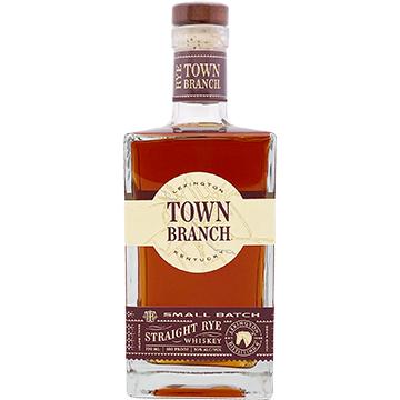 Town Branch Kentucky Straight Rye Whiskey