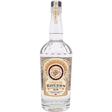 J. Rieger's Midwestern Dry Gin