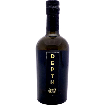 Sound Spirits Depth Ginger Liqueur