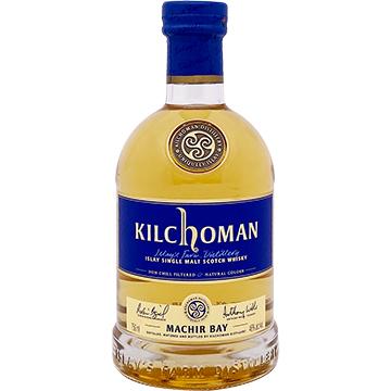 Kilchoman Machir Bay Islay Single Malt Scotch Whiskey