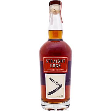 Straight Edge Bourbon Whiskey