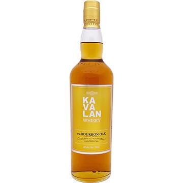 Kavalan Ex-Bourbon Oak Taiwanese Single Malt Whiskey