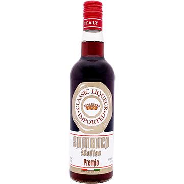 Premio Sambuca and Coffee Liqueur