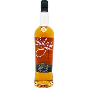 Paul John Peated Select Cask Indian Single Malt Whiskey