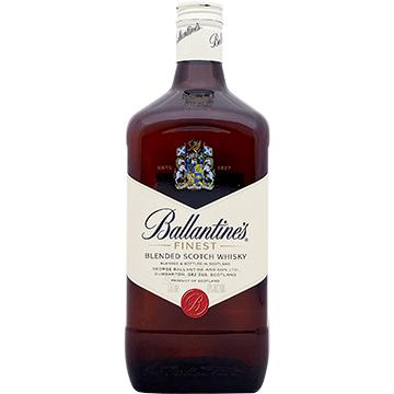Ballantine's Finest Blended Scotch Whiskey