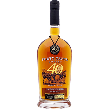 Forty Creek Double Barrel Reserve Blended Canadian Whiskey